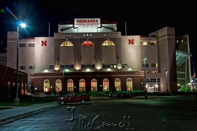 Tom Osborne Athletic Complex UNL