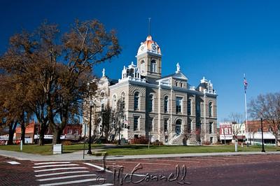 Fairbury, Nebraska Town Square