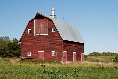 1918 Nebraska Barn