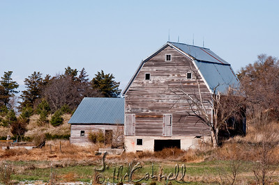 Old Gage County Barn