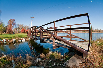 Crystal Springs Footbridge