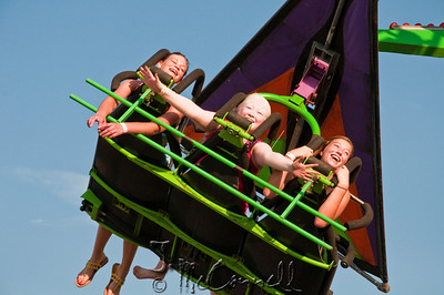 Flying High at the Fair