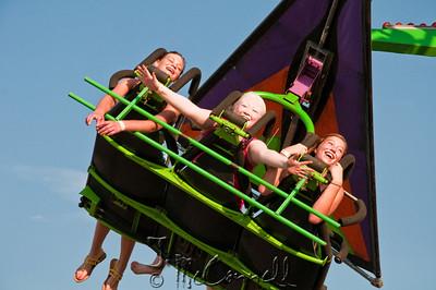 Flying High at the Fair