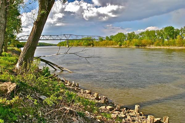 Missouri River Landscapes