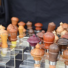 Dan Klima Wood Studio creations - wine stoppers