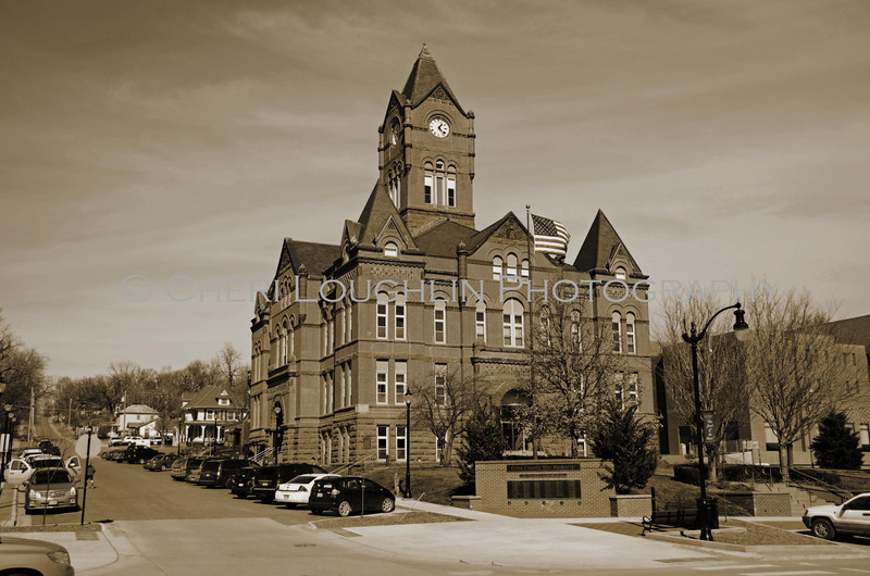 Cass County Courthouse - Plattsmouth, Nebraska