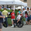 Omaha Farmer's Market - Crowd