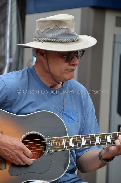 Omaha Farmer's Market - Musician