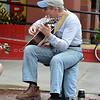 Omaha Old Market - Musician