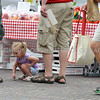 Omaha Farmer's Market - Little Girl