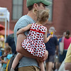 Omaha Farmer's Market - Father / Daughter