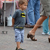 Omaha Farmer's Market - Batman Boy