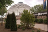 The Desert Dome, one of the World's largest indoor deserts, stands invitingly near the beginning of the Zoo journey.