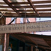 Old Market Passageway Sign