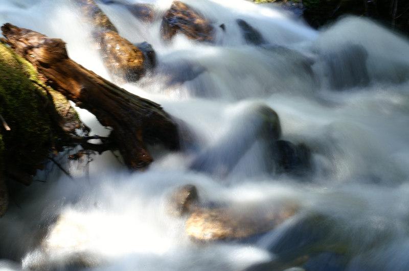 a few water falls