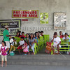 Passengers waiting at the bus station in Kabankalan,  Negros Occidental, Philippines.