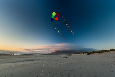 Box/Delta kite