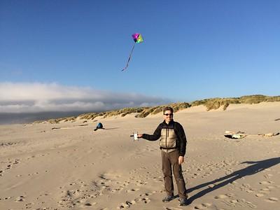 Crazy box kite.