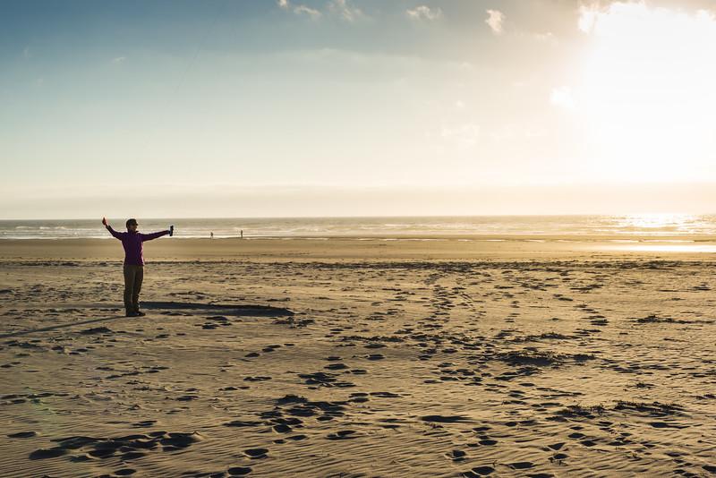 Zen and the art of kite flying