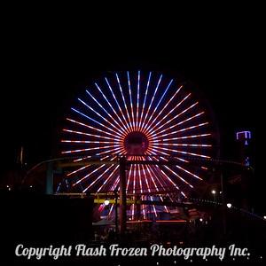 Flag Ferris Wheel 20x20-4866