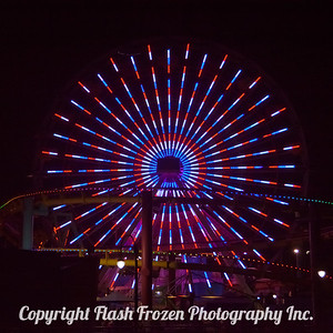 Flag 2 Ferris Wheel 20x20-4853