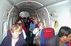Buddha Air Beechcraft 1900D 9N-AGH, 7 December 2007 3: interior
