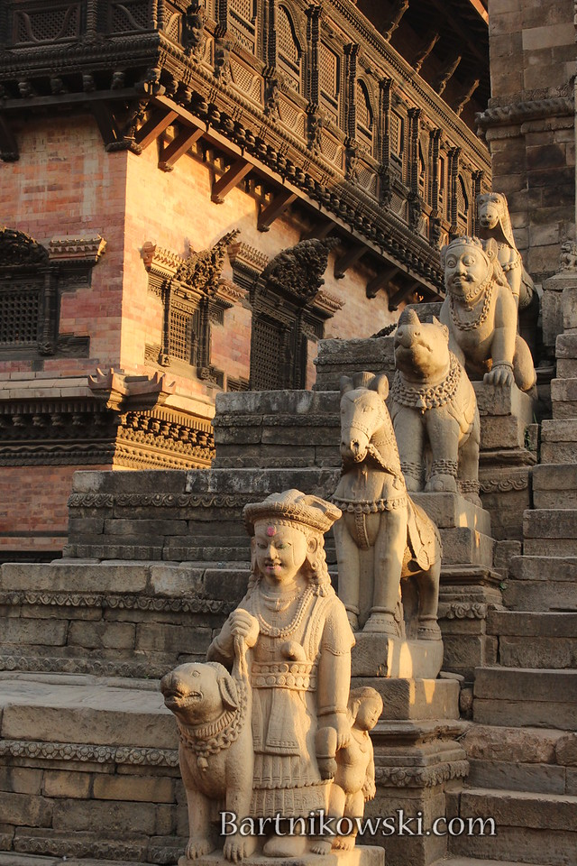 Bhaktapur, the oldest part of Kathmandu, ancient!