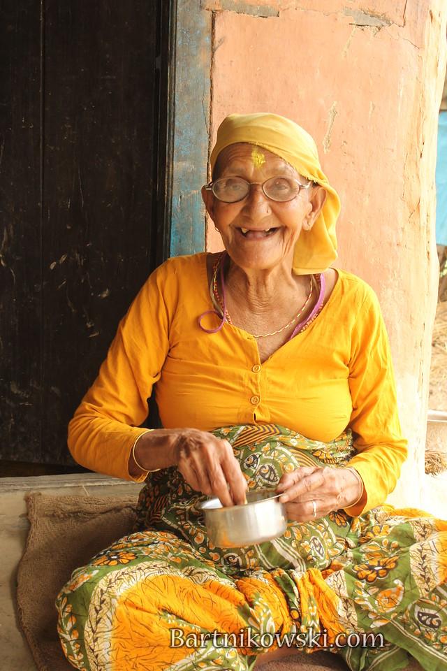 Inawura, Nepal in the terai