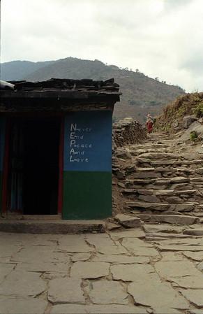 Nepal 2001 (By Film)
