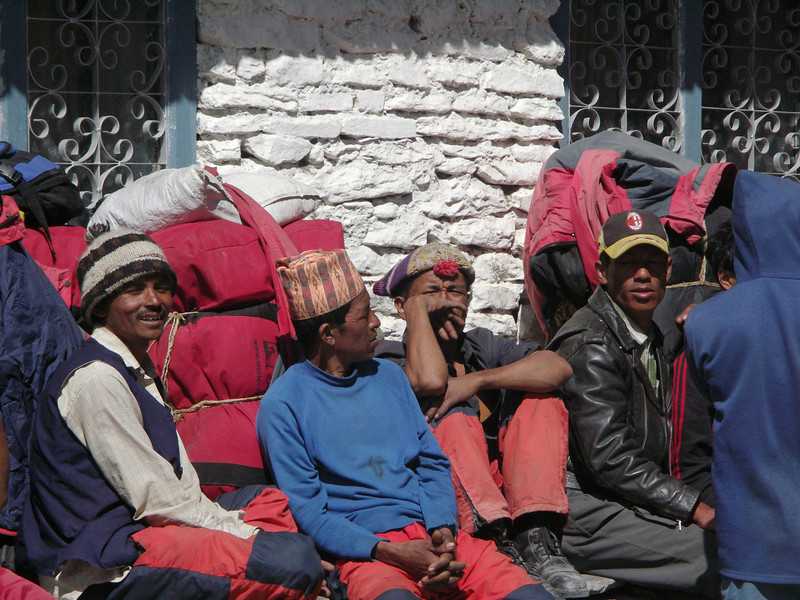 Marpha - Kalopani. Annapurna Circuit