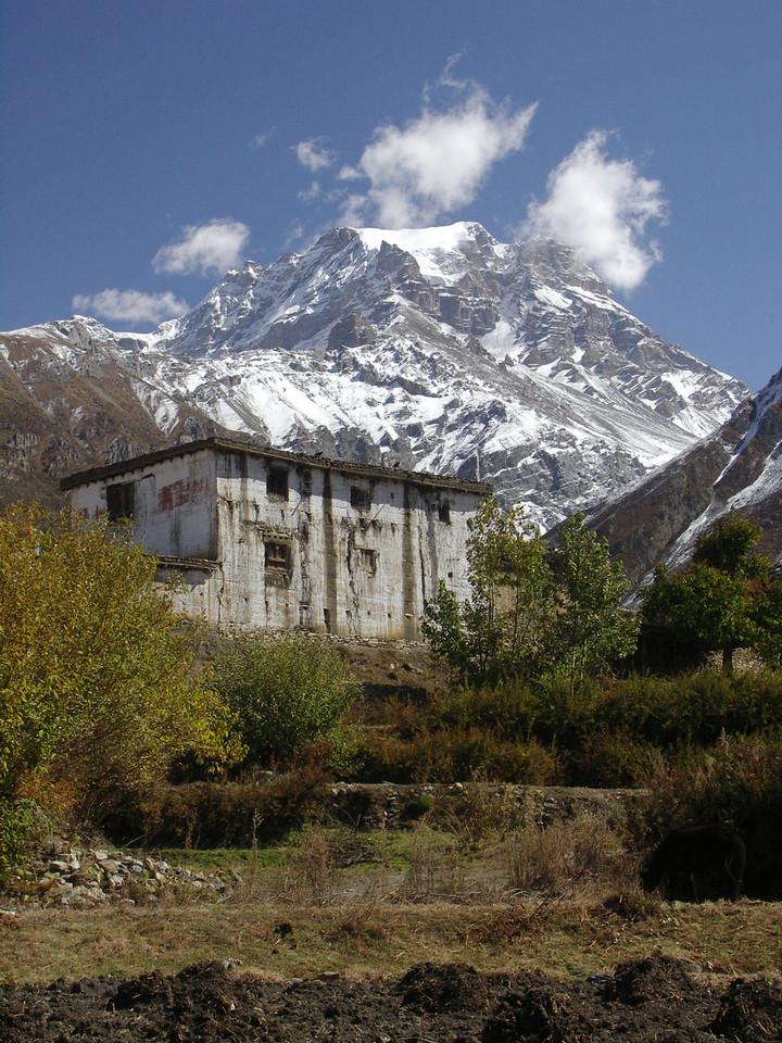 Jharkot.  Annapurna Circuit