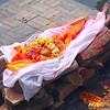 Cremation in Kathmandu, Nepal