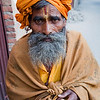 "A ""Sadhu"" - Religious Beggar"