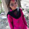 A local keti (girl) of the village.