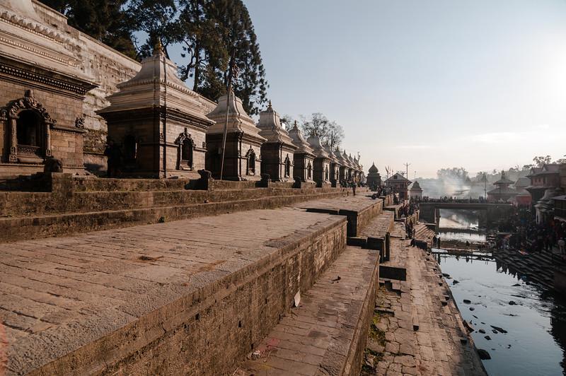 Arya Ghat, Pashupatinath. Nepal