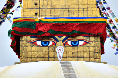 Boudhanath Temple (c) 2012 Karin Markert, kmarkert88@gmail.com, all rights reserved.