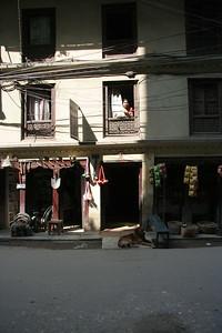 Street in Kathmandu