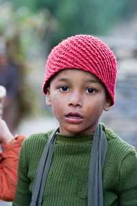 I challenge anyone to show me a snot-less Nepalese child