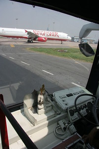 Bus Buddha in Delhi