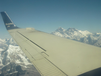 Mt. Everest flight