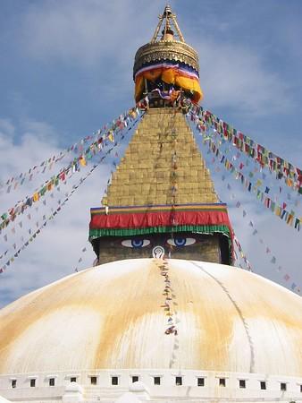 Nepal & Tibet Oct 2001
