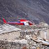 Med Evac Helicopter