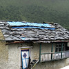 Typical Sherpa house in Pangboche, this one not converted into a teahouse or lodge.