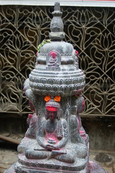 temple complex near Indrachok