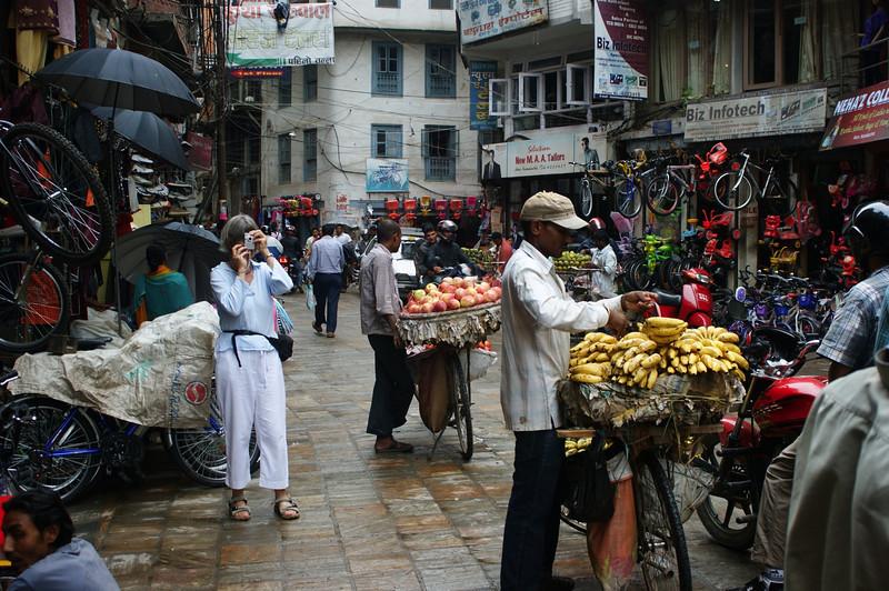 Near Rani Pokhari, Kathmandhu