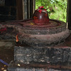 Shiva lingam at Pashupatinath