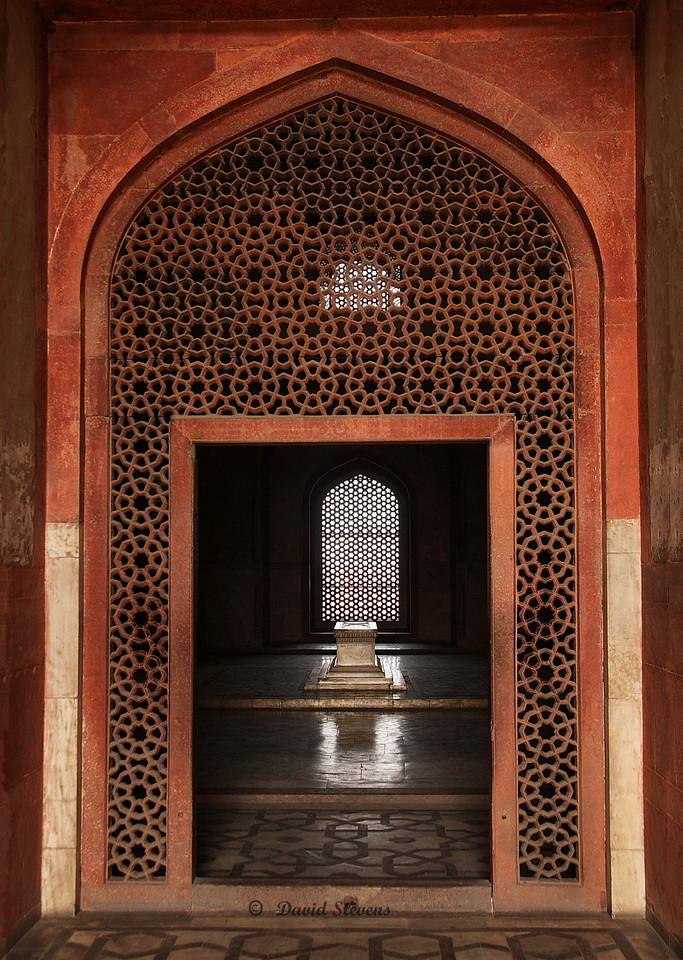 51 Humayum's Tomb
