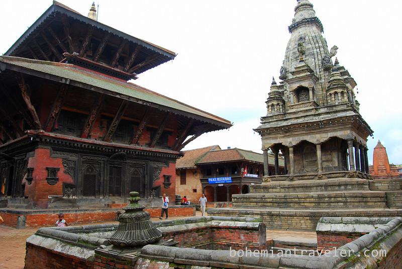 Bhaktapur Durbar Square.