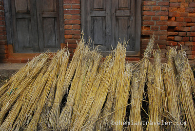 grain drying