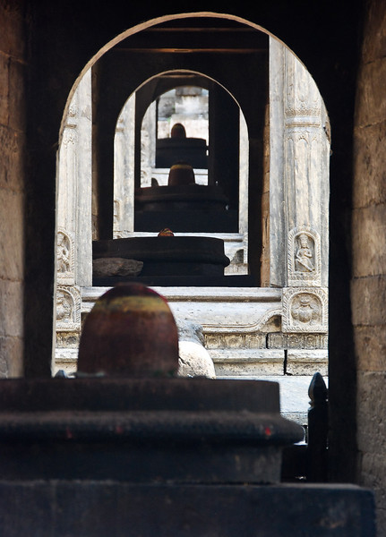 Several Shiva Lingum